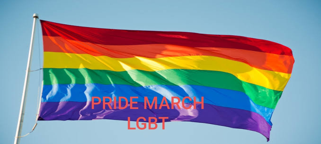THE REAL ESSENCE OF PRIDE MARCH OF LGBT